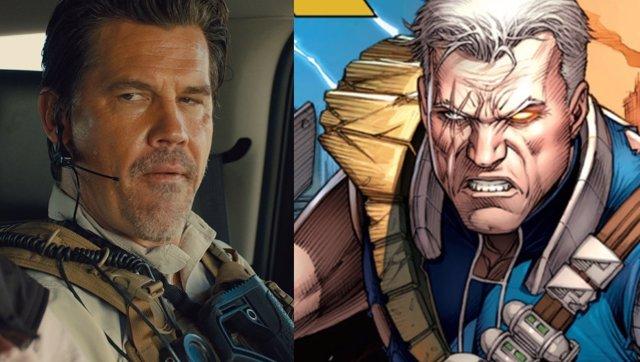 Josh Brolin será Cable en Deadpool 2