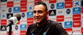 """Keylor Navas: """"No quiero tener a Morata en contra"""""""
