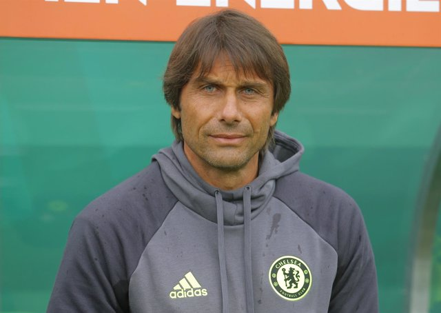 Antonio Conte, nuevo entrenador del Chelsea