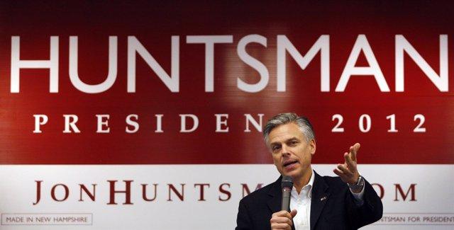 Ex Gobernador De Utah Jon Huntsman