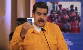 """Maduro convoca una reunión del Consejo de Defensa de la Nación para responder a la """"amenaza imperial"""""""