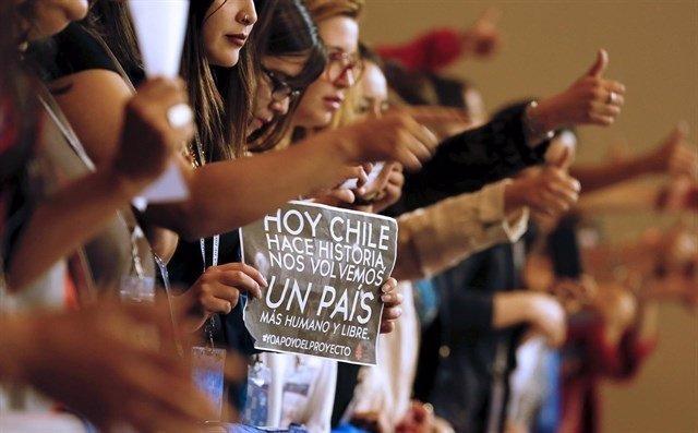 Ley del aborto Chile