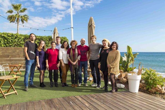 Investigadores de la UMA participantes en el proyecto