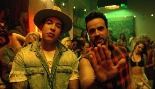 Despacito de Luis Fonsi y Daddy Yankee