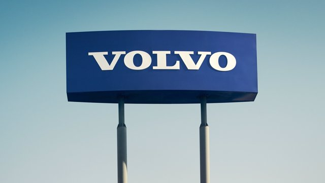 Logotipo de Volvo Group