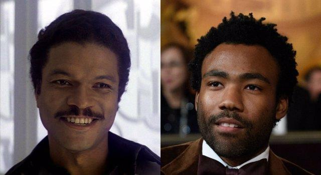 Lando Calrissian en Star Wars