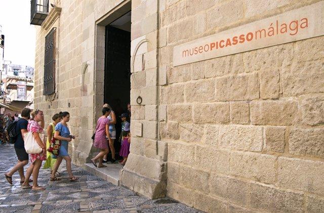 Museo Picasso Málaga