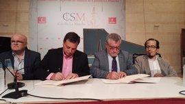 Alumnos del Conservatorio Superior de Música podrán hacer prácticas en la Banda de Albacete