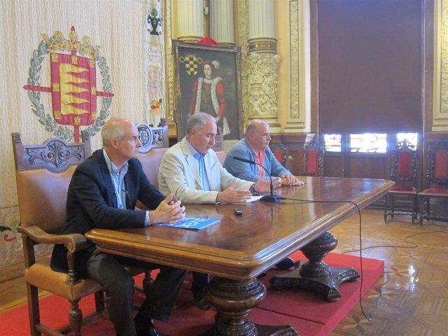Valladolid. Reunión de la comisión de seguimiento del comercio minorista