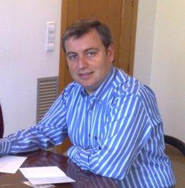 Jordi Xuclà, diputado de CiU