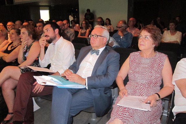 El pte.Del CoNCA C.Duarte