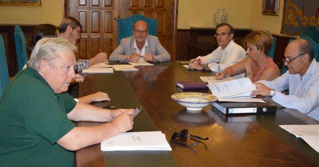 Audio Y Foto Castillo Preside Consejo Rector Ipeta