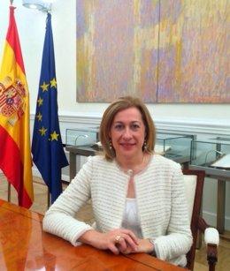 Áurea Roldán, subsecretaria de Justicia