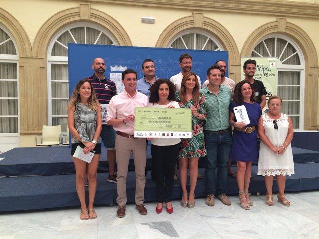 La Ruta de la Tapa Solidaria ha recaudado 3.250 euros para Cruz Roja.