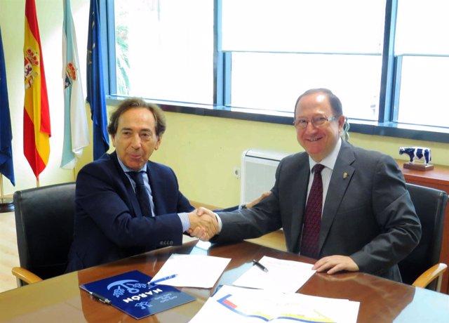 Convenio entre Eurofund y el Ayuntamiento de Narón