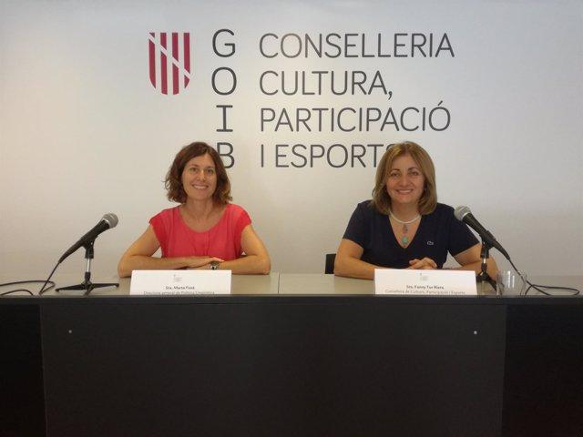 Presentación de subvenciones al catalán