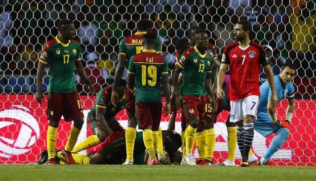 Camerún remonta a Egipto y conquista la África quince años después