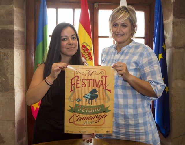 Presentación del Festival de Verano