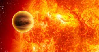 Localizado un planeta como la Tierra orbitando su estrella cada 4 horas