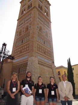 Los alumnos de la escuela taller darán a conocer historias y leyendas de Teruel