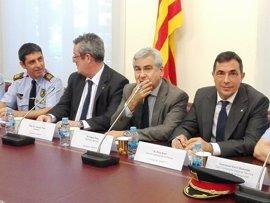 """La Generalitat dice que los Mossos garantizarán que el 1-O se vote con """"tranquilidad y seguridad"""""""