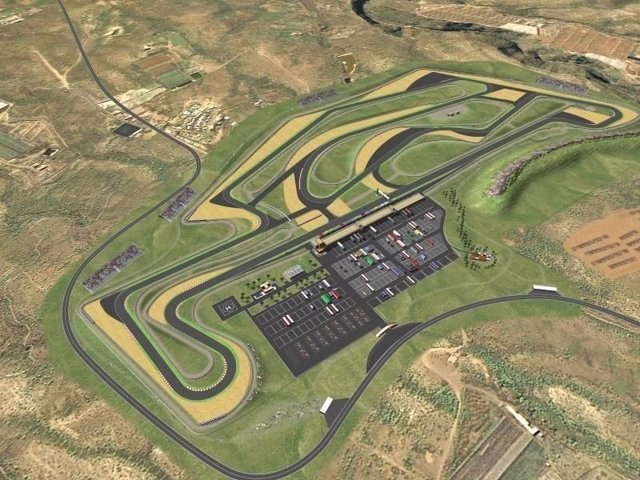 Circuito del Motor