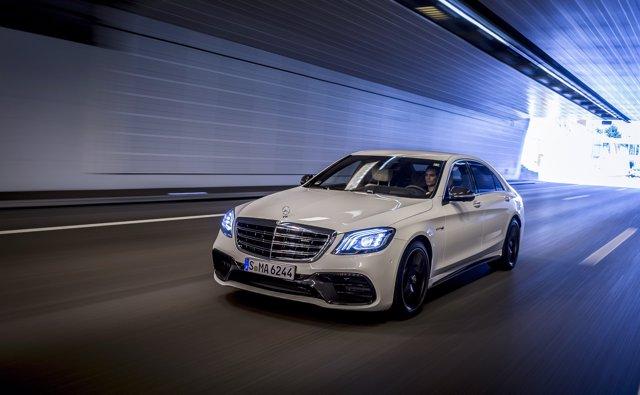 Nuevo Clase S de Mercedes-Benz