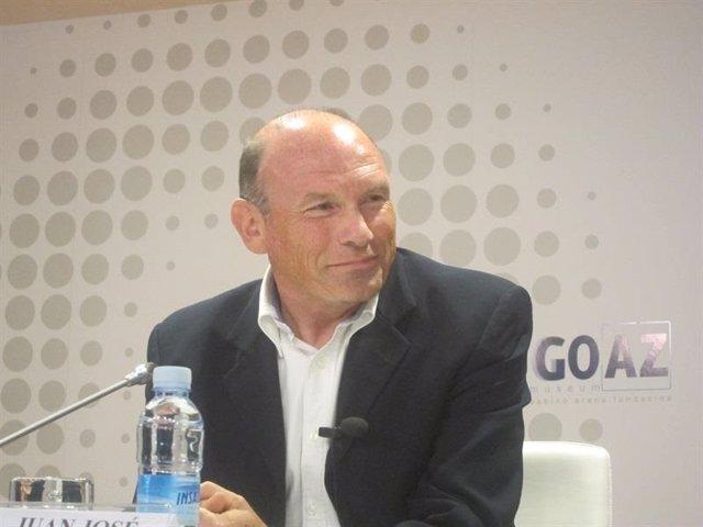 Juan José Ibarretxe.