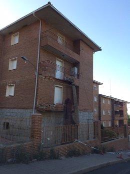 Casa cuartel de El Escorial