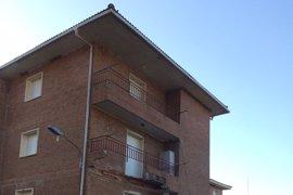 Se derrumban dos balcones de la casa-cuartel de la Guardia Civil de El Escorial y AUGC pide más mantenimiento