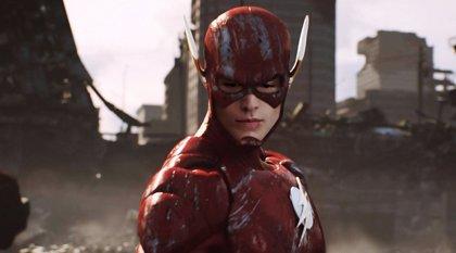 Filtrada una nueva imagen del traje de The Flash en la Liga de la Justicia