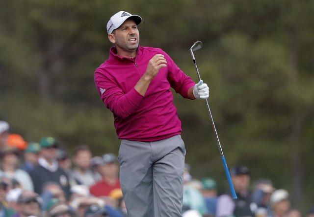Sergio García Masters Augusta