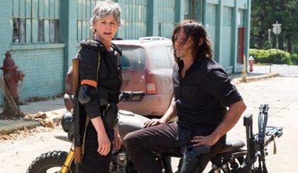 The Walking Dead: Negan y Rick, cara a cara en el póster de la 8ª temporada, que  ya tiene fecha