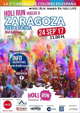 Holi Run Zaragoza