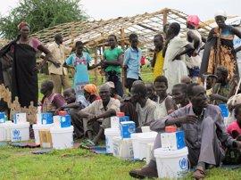 La ONU denuncia cartas amenazadoras a cooperantes en Sudán del Sur