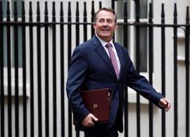 """Londres cree que el acuerdo comercial con la UE debería ser """"uno de los más fáciles de la historia"""""""
