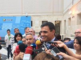 Sánchez pide a PNV que acompañe a PSOE para abrir una reforma constitucional que garantice la estabilidad de España