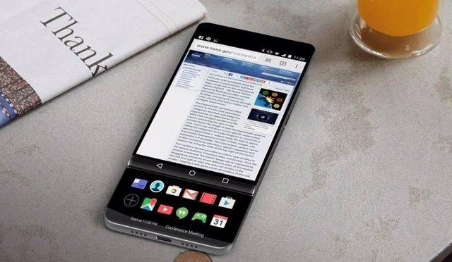 LG V30, según Evan Blass