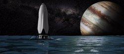 Elon Musk proposa tornar a la Lluna per animar el públic sobre Mart (SPACE X)