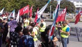 Los trabajadores del metal de A Coruña se plantean la huelga indefinida desde septiembre
