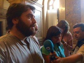 El PSC contrasta que se permita investigar el 3% en el Parlament con el rechazo de la Generalitat a hacerlo