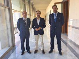 Junta y Seopan abordan la reactivación de obras y nuevas inversiones en infraestructuras en Andalucía