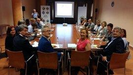 Jaca presenta al Gobierno aragonés su Plan Estratégico Industrial