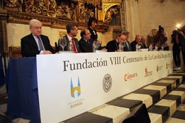 Constituida la Fundación VIII Centenario de la Catedral de Burgos
