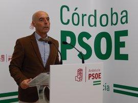 Hurtado (PSOE) valora la inyección de viajeros a Córdoba con la promoción de Renfe de 25 euros