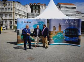 Arriva aspira a conseguir concesiones en A Coruña y Lugo