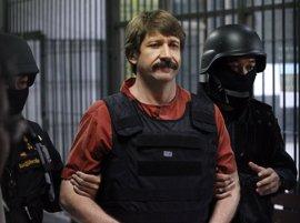 Rusia pide explicaciones a EEUU por la prórroga de la condena a Viktor Bout por tráfico de armas