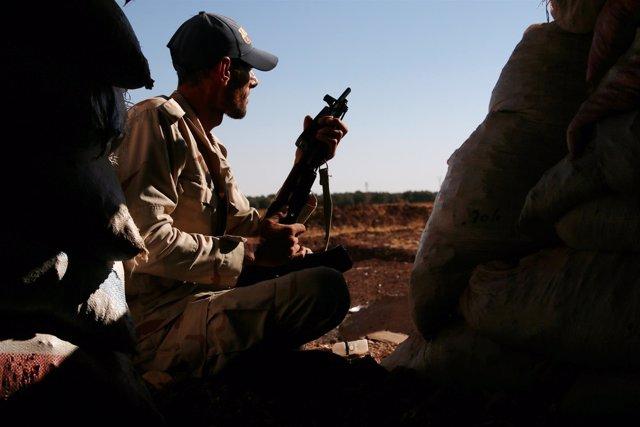 Combatiente del ELS