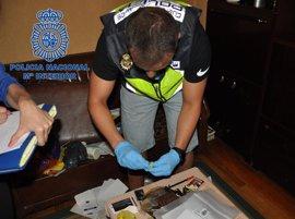 Detenidas dos personas en Gipuzkoa por traficar con heroína