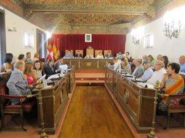 Diputación de Valladolid rechaza el referéndum en Cataluña